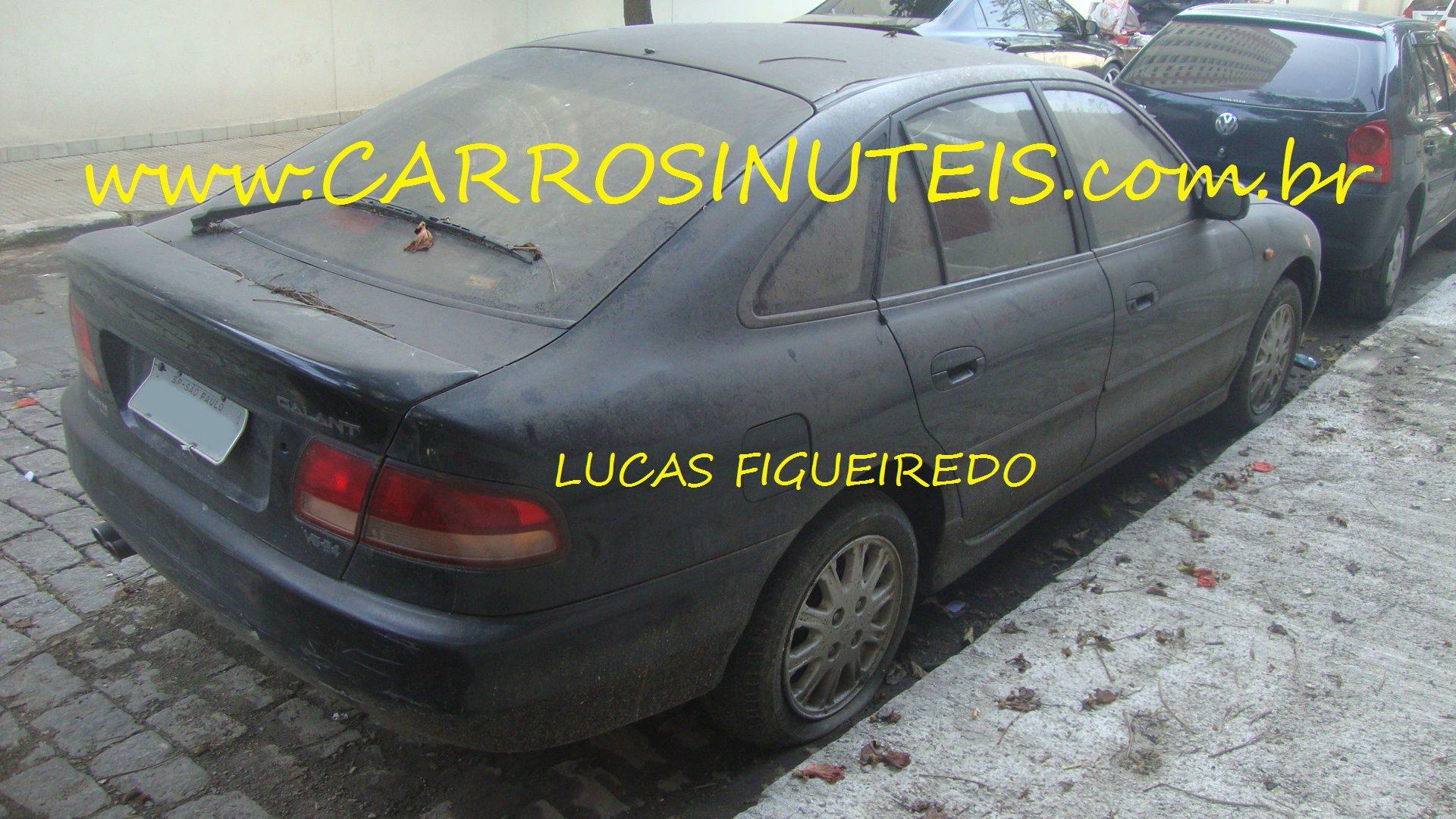 Lucas_Galant_Sao-Paulo_Capital_04 Mitsubishi Galant V6, São Paulo, SP.