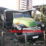 "Chevrolet ""Boca de Sapo"" 1948, Campina Grande-PB, by Ariosvaldo Araujo"