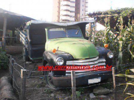 """ariosvaldo-araujo-chevrolet-boca-de-sapo-1948-campina-grande-pb-450x337 Chevrolet """"Boca de Sapo"""" 1948, Campina Grande-PB, by Ariosvaldo Araujo"""