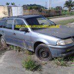 VW Parati, by Rodolfo, Peruíbe, SP.