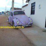 VW Fusca – Maracás, Bahia, by Junin