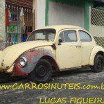 VW Fusca, em São Paulo, SP. By Lucas