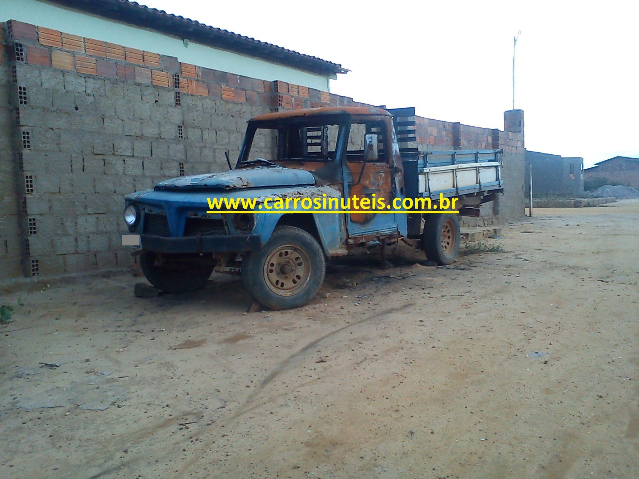 junin-ford-f75-maracas-bahia Ford F75, Maracás, Bahia, by Junin