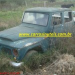 Ford F75 – Livramento, RS, by Alberto
