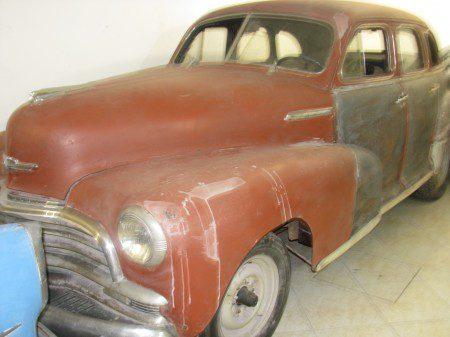 IMG_0509-450x337 ? Chevrolet Bel-air (1954) e Chevrolet Fleetmaster (1947)
