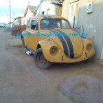 VW Fusca, Maracás, Bahia, Junin