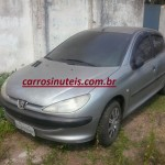 Peugeot 206, BY Cláudio, Alegrete-RS