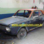 Ford Corcel, Cesar Assad, São José dos Campos, SP