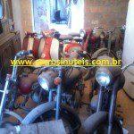 Motos, em POA-RS, foto de Acumulador