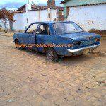 Chevrolet Chevette, Ituaçu, Bahia, BY Junin