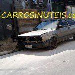 VW Gol, Grajau, SP. Foto de Manoel Sousa.