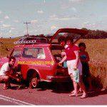 VW Variant, a caminho de Alegrete-RS, BY Jeorge