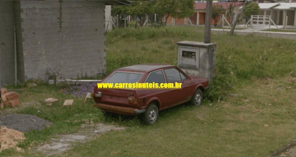 gol VW Gol, BY Bruno, Arroio do Sal, RS