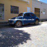 VW Fusca, Amargosa, Bahia, BY Junin