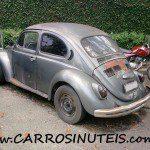 VW Fusca, Diadema, SP. Foto de Danilo.