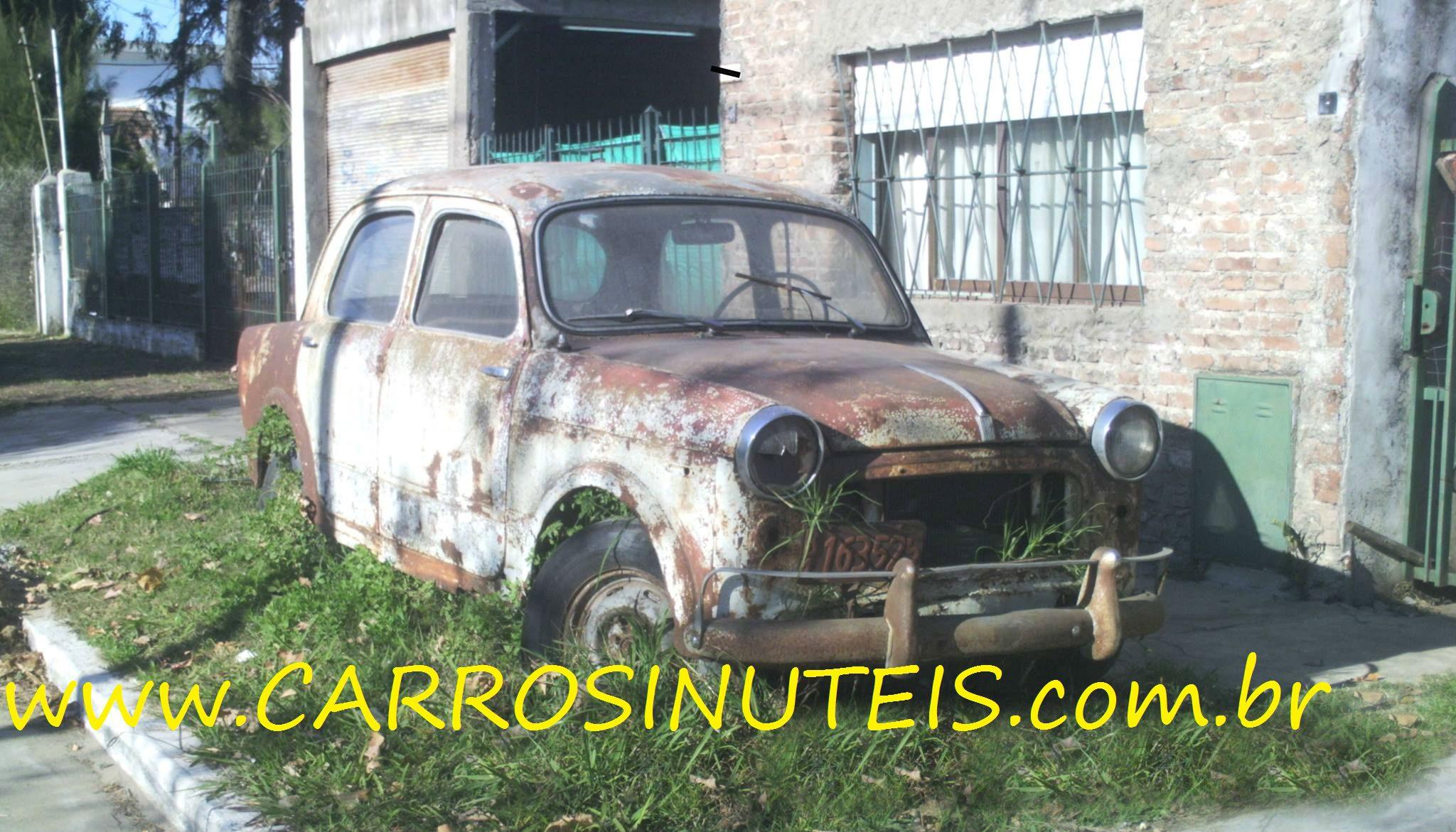 Horacio-Javier-Lopez-Fiat-1100-San-Antonio-de-PaduaBs-AsArg-Cpia Fiat 1100, San Antonio de Padua, Argentina. Foto de Horácio Javier Lopez.