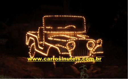 jeep-450x277 Jeep Willys, Gaurama - RS, by Júlio