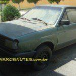 VW Gol, Bertioga, SP.