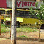 Ônibus, Orlândia, SP. Foto de Tiago Mian.