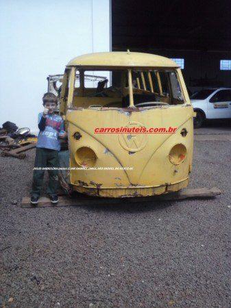 JULIO-GAIDECZKA-E-IAN-GABRIEL-SÃO-MIGUEL-DO-OESTE-SC-kombão-337x450 VW Kombi, São Miguel do Oeste - Santa Catarina