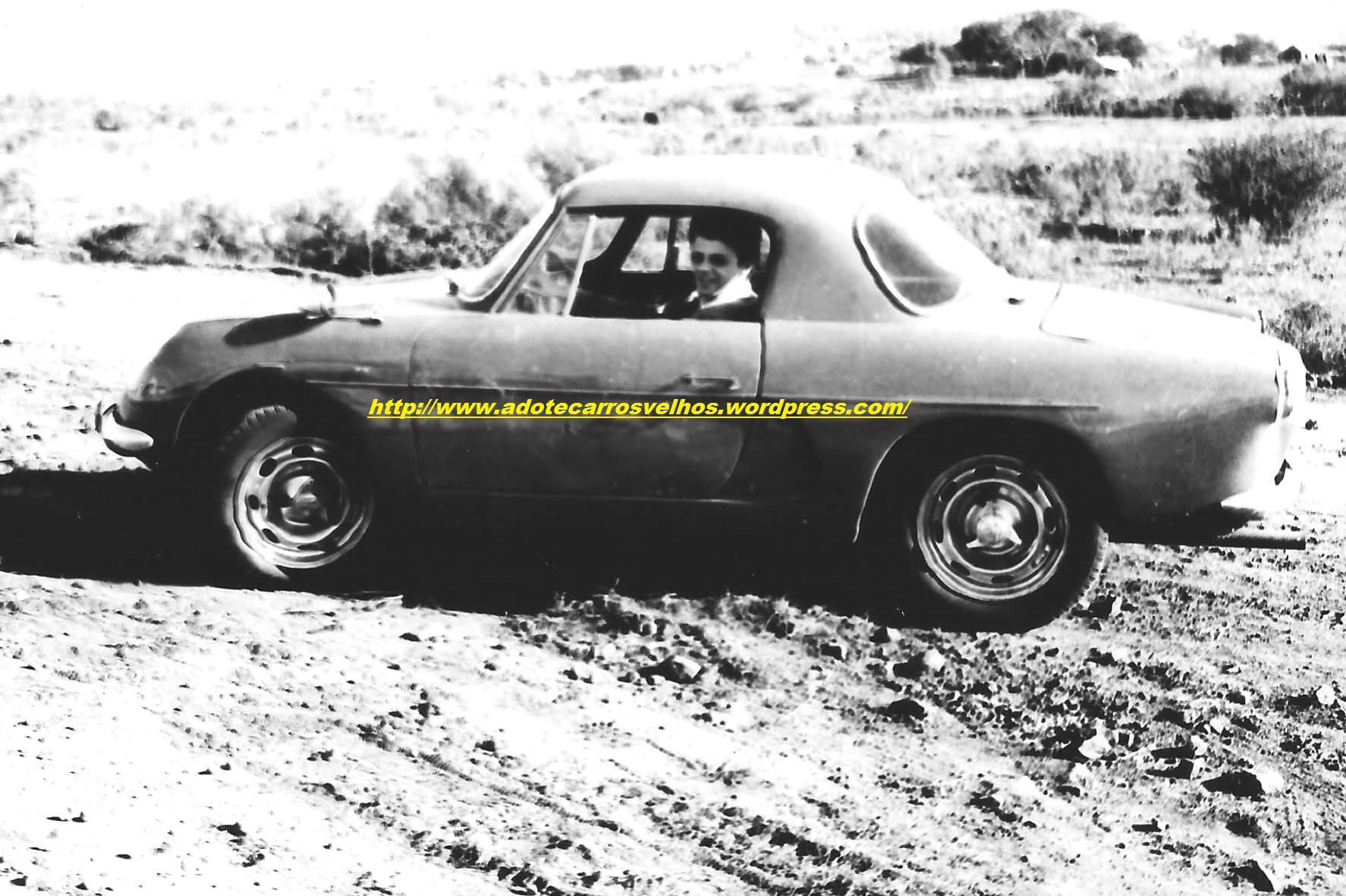 Willys-Interlagos-1966 Willys Interlagos 1966, em Alegrete-RS