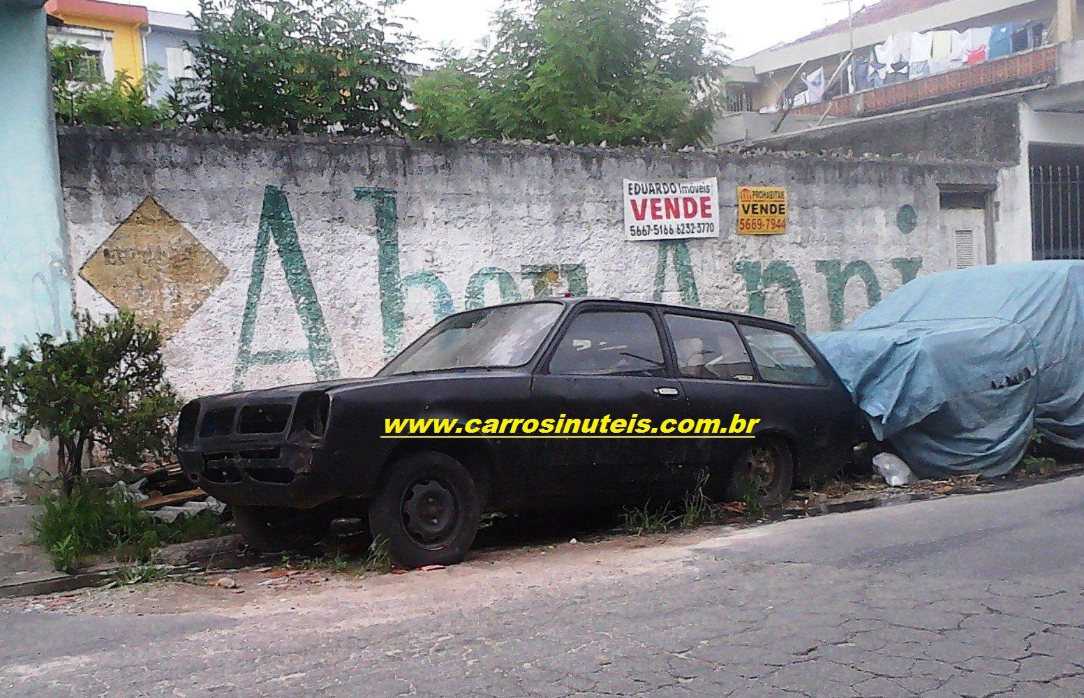 chevete-marajó-sp-capital.Rodolfo Chevrolet Marajó, Rodolfo, cidade de São Paulo, SP