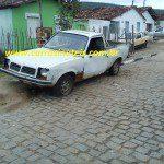 Chevrolet Chevette, em Santa Inês, na Bahia, by Junin