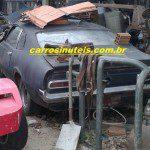 Ford Maverick, Rogerio Klassen, Rio Grande-RS