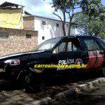 VW Santana – Ariosvaldo, Campina Grande- PB