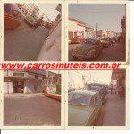 Alegrete-RS, final dos anos 70, fotos do Antônio Becon