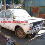 Fiat 147, Guarulhos – SP, by Gustavo