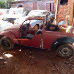 VW Fusca (!) – Julio – São Miguel do Oeste – Santa Catarina