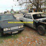 GM Opala e Ford Maverick, Rogério, Rio Grande, RS