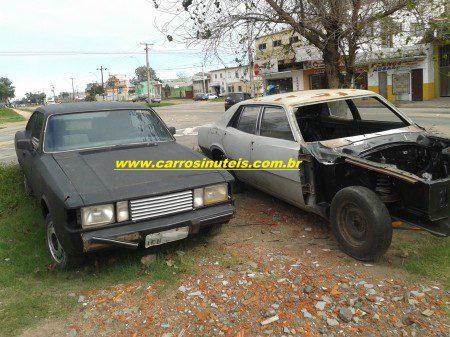 rogerio-rio-grande-rs-opala-e-maveco-450x337 GM Opala e Ford Maverick, Rogério, Rio Grande, RS