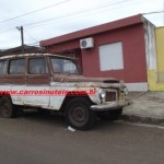 Rural Willys, Marcelo KT, Artigas, Uruguai