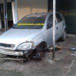GM Corsa, Peruíbe-SP, foto de Manoel