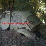 """VW Fusca """"socadão"""", fotos by Eduardo, Cambuquira, MG"""