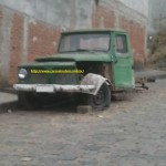 Ford F75, Minerim, Baependi-MG