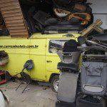 VW Kombi, Marcelo KT, POA-RS