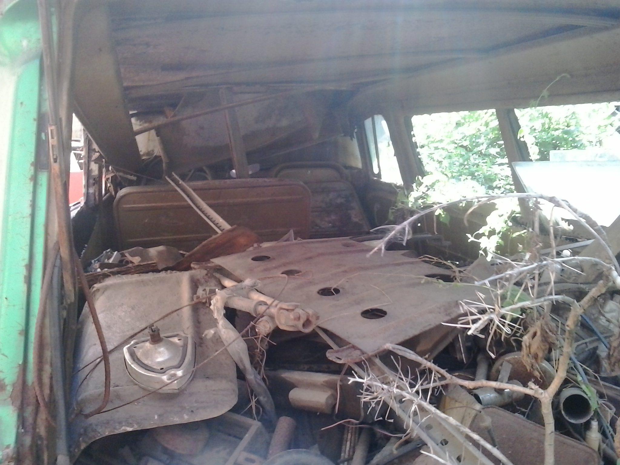 doubt Chevrolet Suburban (Apache), Adelino, Rio de Janeiro, RJ. Que seria?