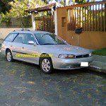 Subaru Impreza SW, Itanhaem-SP, Marcelo Caiçara