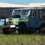 Land Rover – Cabo Polonio, Uruguai, Miguel