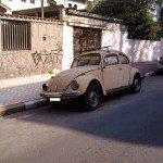 VW Fusca, Allan – São Vicente – SP