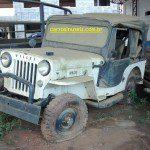 Jeep Willys, Luciano, região metropolitana de Curitiba, PR