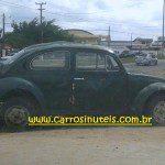 VW Fusca – João Pessoa, PB, Sandra