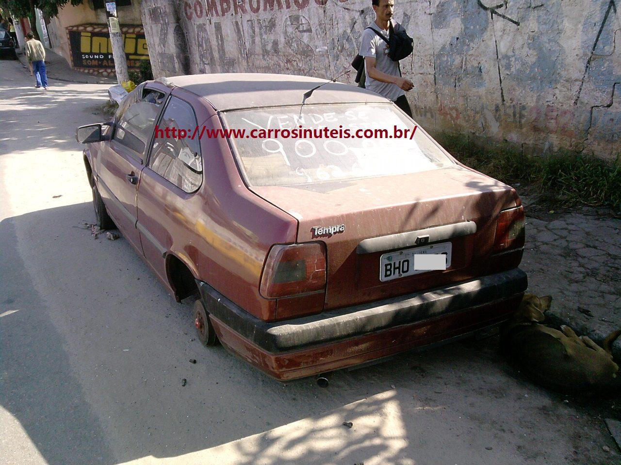Danilo_Tempra_Diadema-4 Fiat Tempra, Danilo, Diadema, SP