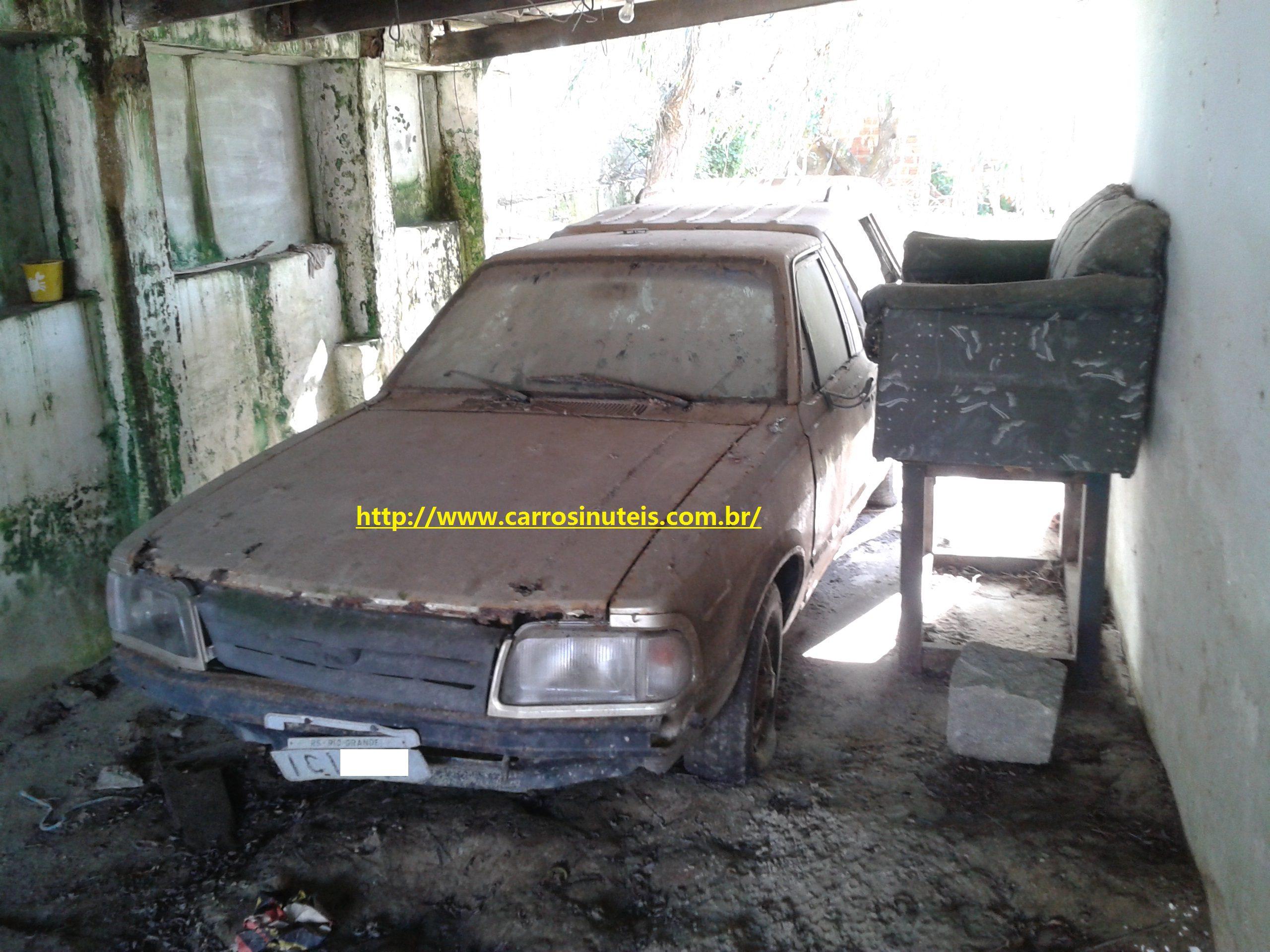 Rogerio-Klassen-Pampa-RIO-GRANDE-RS Ford Pampa, Rio Grande, RS. Rogério