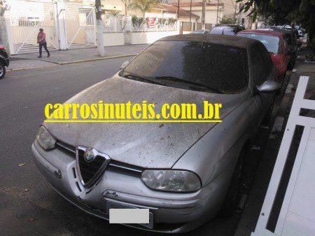 marcelo-lima-alfa-perdizes-são-paulo-sp-frnt-450x337 Alfa Romeo 156, Marcelo Lima , Perdizes, São Paulo, SP