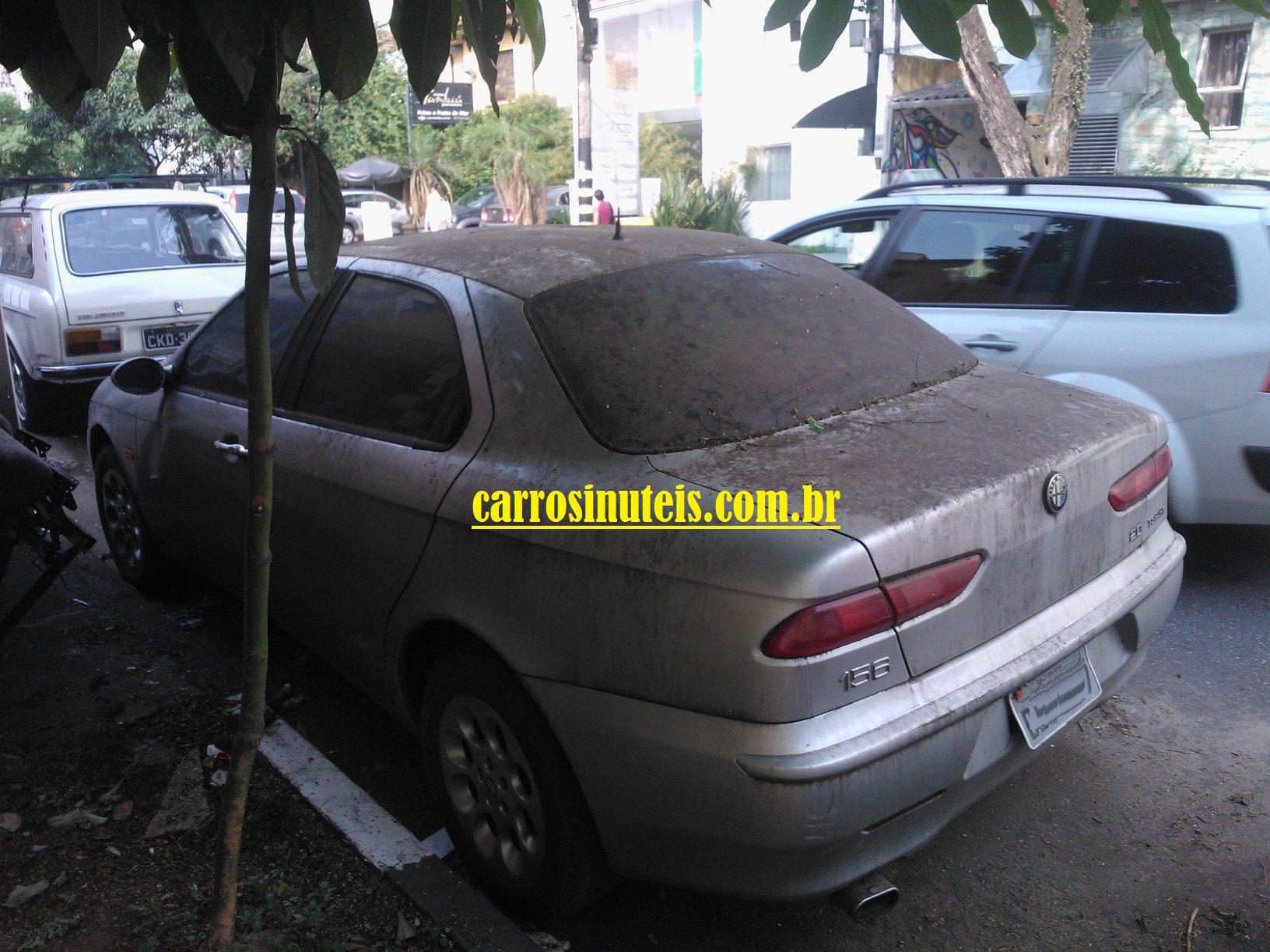 marcelo-lima-alfa-perdizes-são-paulo-sp Alfa Romeo 156, Marcelo Lima , Perdizes, São Paulo, SP