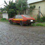 VW Passat, Taquara, RS, Everton